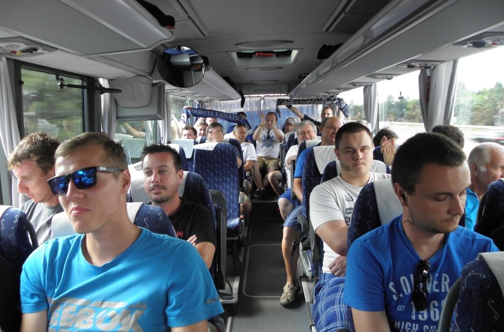 Atmosféra v buse